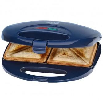 clatronic sandwichera st3477 azul