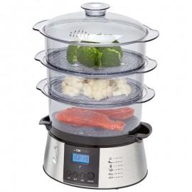 clatronic cocina al vapor dg 3547