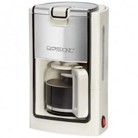 clatronic cafetera 8 10 tazas ka 3558 crema