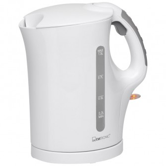 clatronic hervidor 1 litro wk 3462 blanco