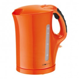 clatronic hervidor 17 litros wk 3445 naranja