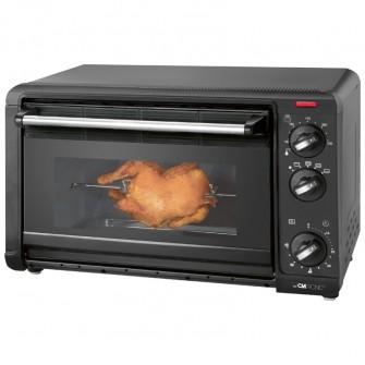 clatronic horno con grill 28 litros mbg 3521