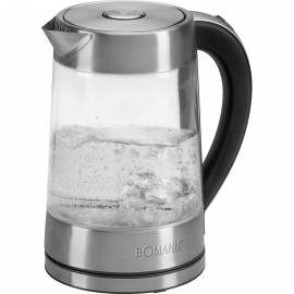 bomann hervidor agua 17 litros wk 5023 cristal