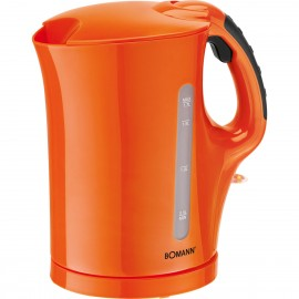Bomann Hervidor 1,7 Litros WK5011 naranja