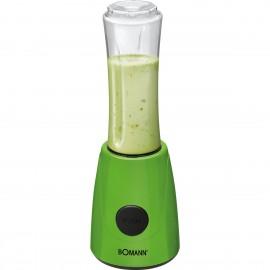 bomann batidora para hacer smoothie sm386 verde