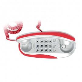 brondi teléfono kenovy rojo