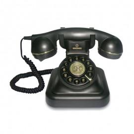 brondi teléfono vintage 20 negro