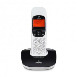 Brondi Teléfono NICE Blanco/Negro