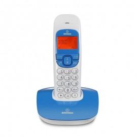 brondi teléfono nice blanco azul