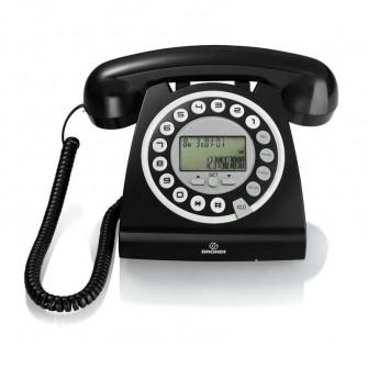 brondi teléfono hallo negro