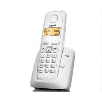 TELEFONO INALAMBRICO GIGASET A120 BLANCO