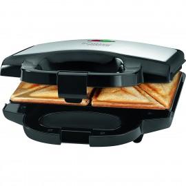 bomann sandwichera st 1372 negra inox