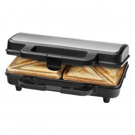 proficook sandwichera para sandwiches xxl americanos st 1092