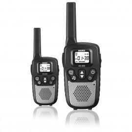brondi walkie talkie fx 390 negro plata