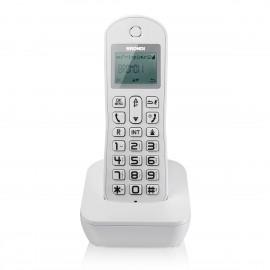 brondi teléfono dect mariot blanco