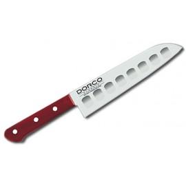Cuchillo chef profesional con aireadores Dorco de 190 mm